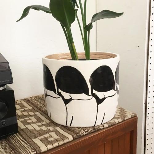 Vases & Vessels by Alyssa Block seen at Alyssa Block Studio, San Francisco - Gir'ls Planter