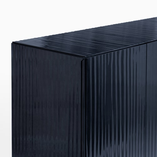 Furniture by Chai Ming Studios seen at Atelier Gary Lee, Chicago - Aurora Credenza