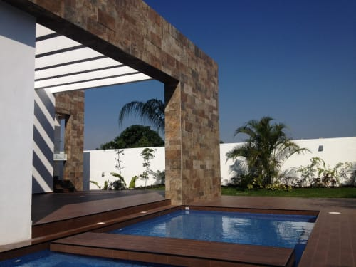 Architecture by Racharq Architecture seen at Private Residence - PR Residence