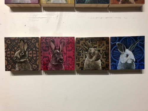 Carl Linstrum - Murals and Art