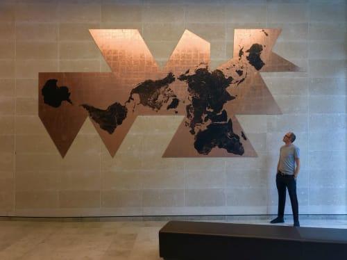 Ewan David Eason - Wall Hangings and Art