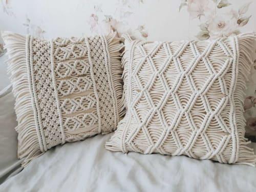 Macrame Pillow
