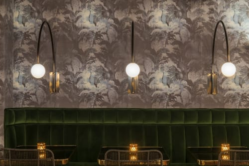 The 18th Room, Bars, Interior Design