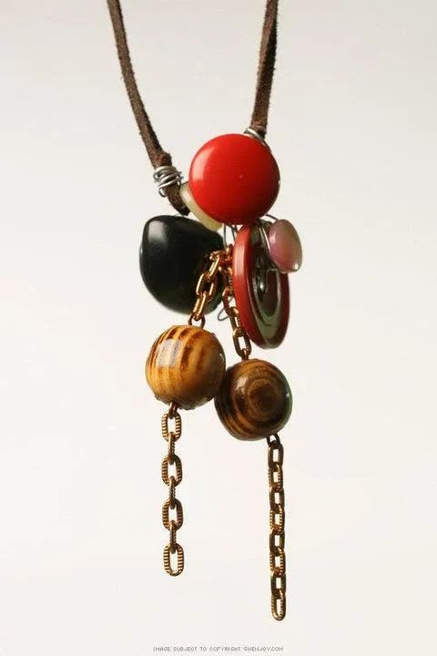 Apparel & Accessories by Gwen Joy seen at Private Residence, Dearborn, Dearborn - Every Girl's Dream Necklace