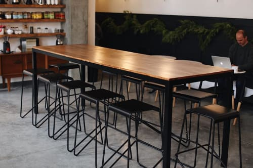Tables by Howard Built seen at Form & Function, Boise - Dining Table