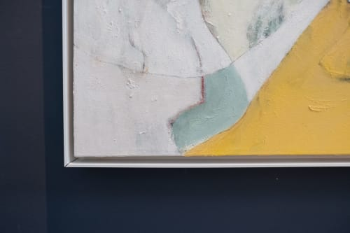 Paintings by Marlene Lowden seen at Private Residence - Pockets full of stones