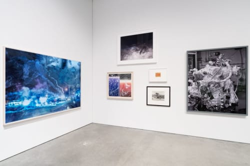 Photography by Tabitha Soren at Berkeley Art Museum and Pacific Film Archive, Berkeley - truth-out-ferguson from Surface Tension