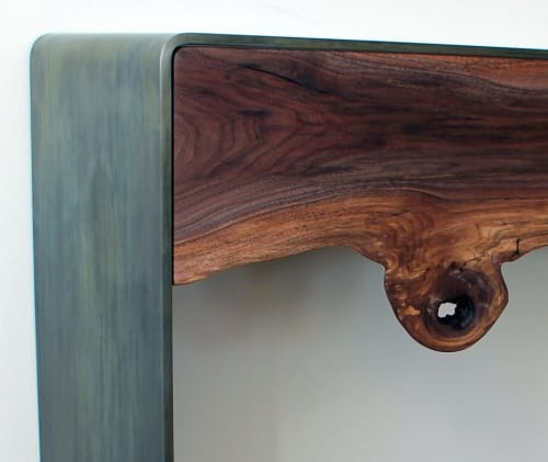 Tables by Andre Joyau at Private Residence, Brooklyn, NY, Brooklyn - Irigushi Console