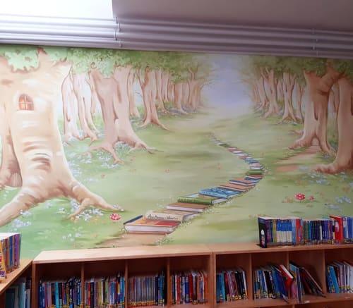 Inspire Murals - Murals and Art