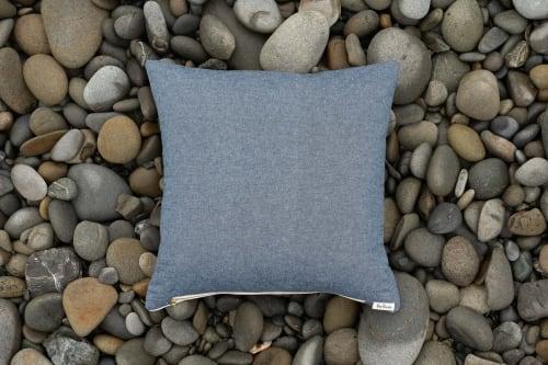 Pillows by Vacilando Studios seen at Creator's Studio, San Marcos - Blackberry Pillow