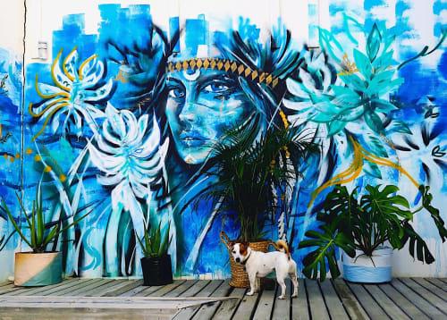 Ana Kuni - Murals and Street Murals
