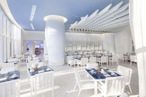 Interior Design by Michael Wolk Design Associates seen at Bal Harbour, Bal Harbour - ATLANTIKOS