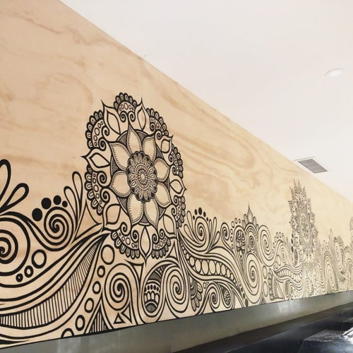 fortyonehundred - Murals and Paintings