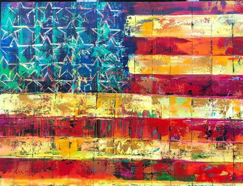 Ben Bonart - Paintings and Art