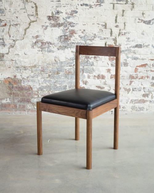 Chairs by Bowen Liu seen at Brooklyn, Brooklyn - Feast Side Chair