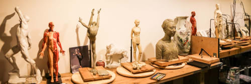 Ben Li Art Studio - Art Curation and Architecture & Design
