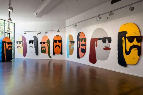 Tom Gerrard - Art and Street Murals