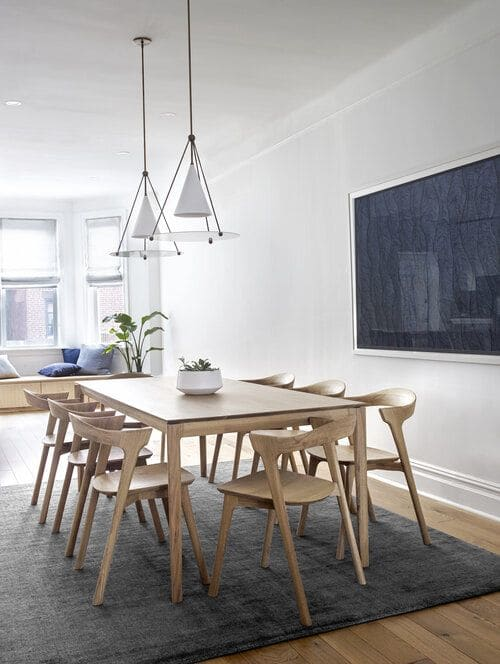 Interior Design by OAD Interiors seen at Private Residence, Brooklyn - Greenpoint Townhouse Project