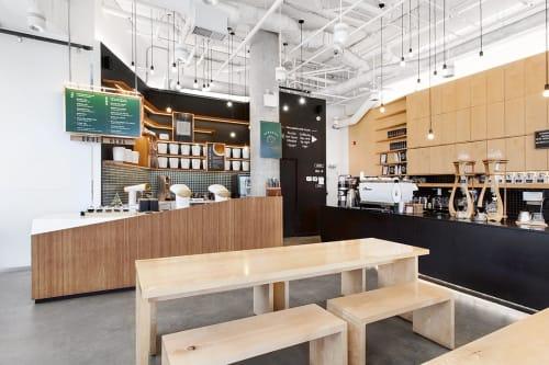 Interior Design by Haeccity Studio Architecture seen at Paragon Tea Room, Vancouver - Paragon Tea Room