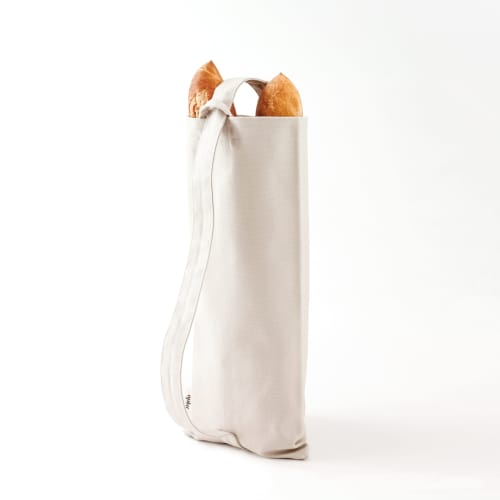 Linens & Bedding by Aplat seen at Bay Area Made x Wescover 2019 Design Showcase, Alameda - Baguette Tote