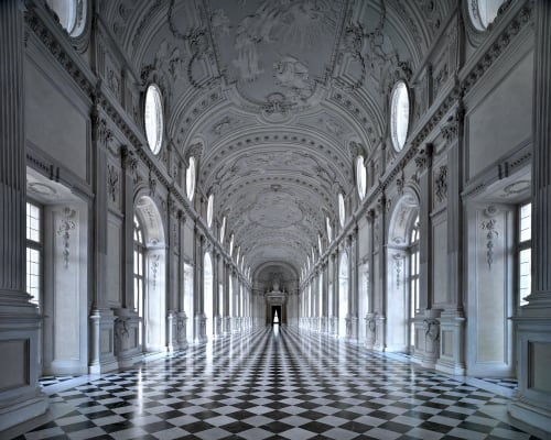 Photography by Massimo Listri at Hawksburn Place Residences, Prahran - Venaria Reale XI, Turin 2016