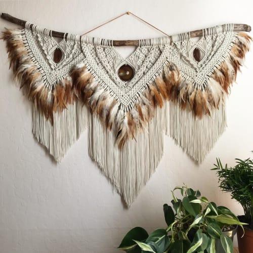Marissa Nicole Studio - Macrame Wall Hanging and Art