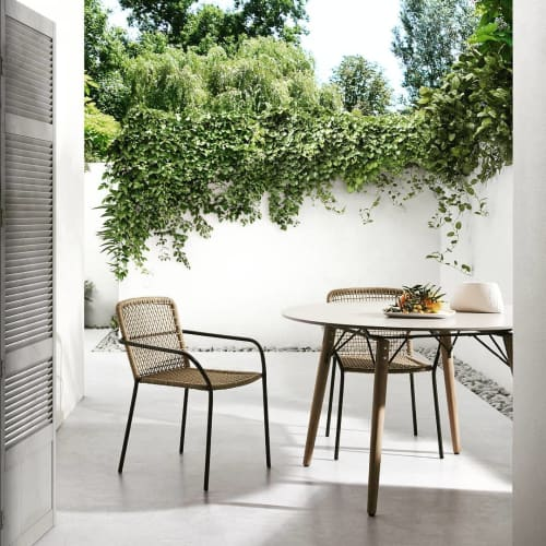 Chairs by OrtegaGuijarro seen at Private Residence, Barcelona - Boomer dining chair
