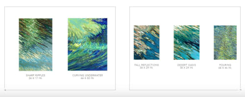 Ravago Collection | Paintings by Margaret Juul