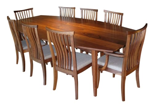 Greg Aanes Furniture - Chairs and Furniture