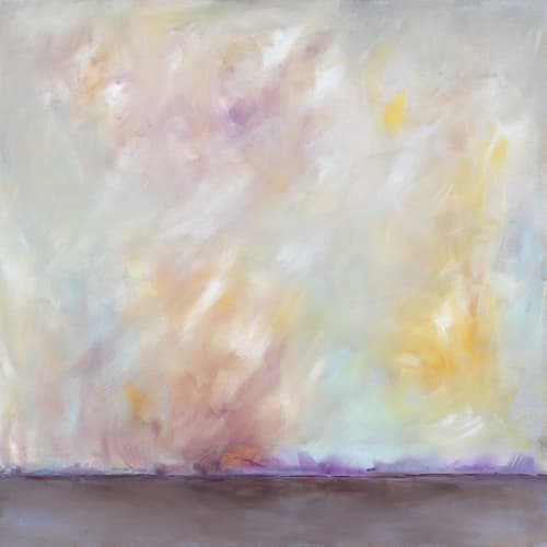 Sugar Breeze - Canvas Print   Paintings by Julia Contacessi Fine Art