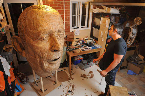 James Lake Sculpture - Sculptures and Art