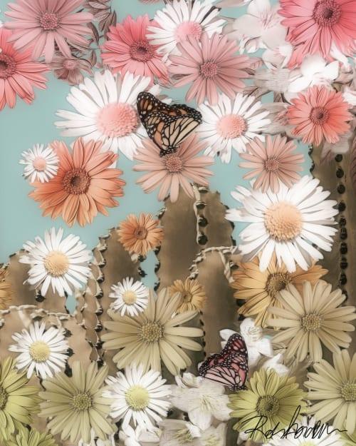 Photography by Robin Jorgensen seen at Dallas, Dallas - Desert Flowers