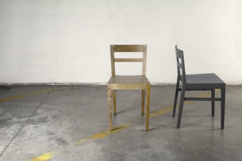 Chairs by Bedont seen at Shelter, Thiene - Sveva chair
