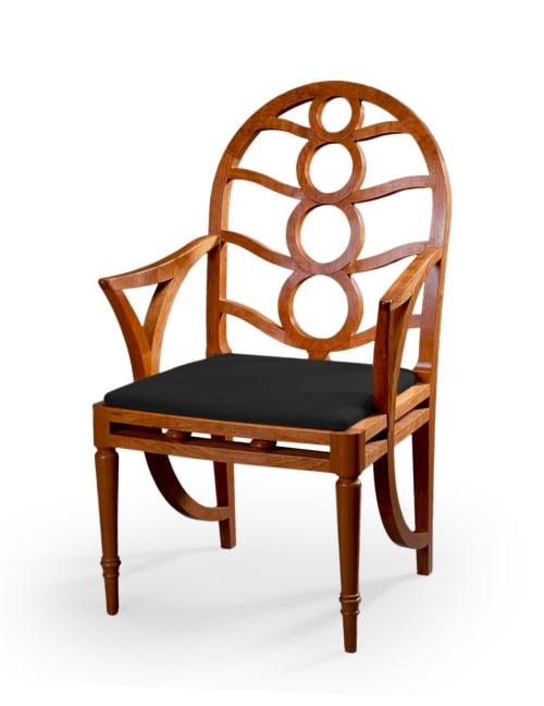 Circleback Chair | Chairs by Lutyens Furniture & Lighting