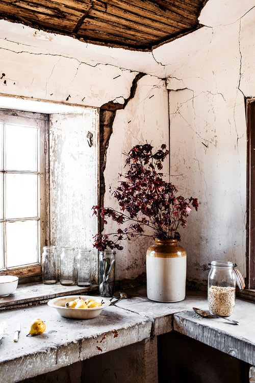 Photography by Kara Rosenlund seen at Private Residence, Chicago - Kitchen Still Life and Country Kitchen