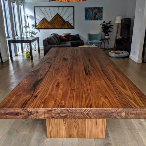 Bespoke Timber Table | Tables by OZTABLES