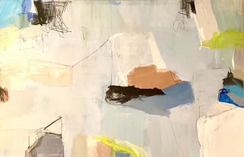 """Paintings by Erin Donahue Tice Fine Art seen at Austin, Austin - """"In the Heights"""""""