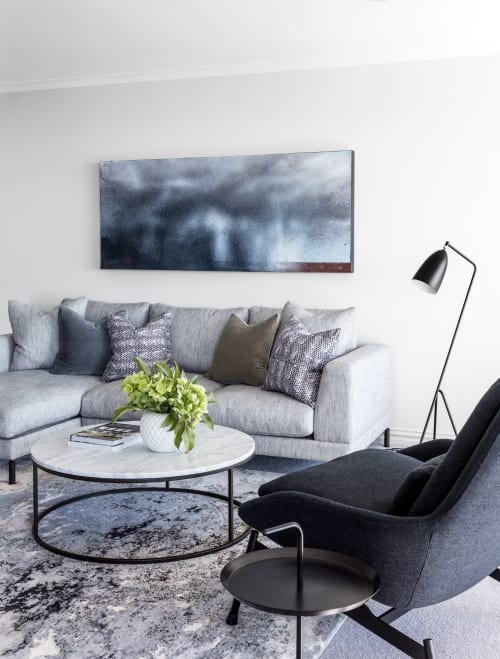 Quay West Penthouse   Interior Design by Ioanna Lennox Interiors   Private Residence, Quay West in The Rocks