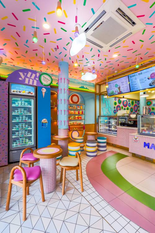 Interior Design by Prospace Australia seen at Beijing, Beijing - New Zealand Natural - Beijing