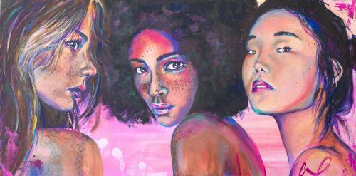 Christina Carmel Hoyt - Paintings and Art