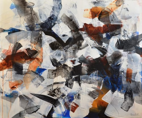 JOIE DE VIVRE XX | Paintings by Johanne Brouillette