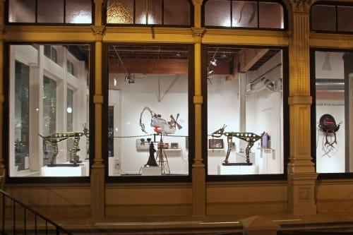 Nemo Gould - Sculptures and Public Sculptures