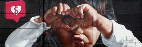 Adrian - Street Murals and Murals