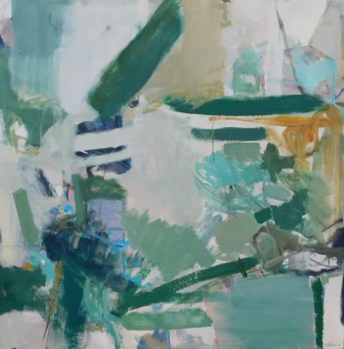 Paintings by JENNIFER BALCOS GALLERY seen at Atlanta, Atlanta - STEPHANIE WHEELER FINE ART