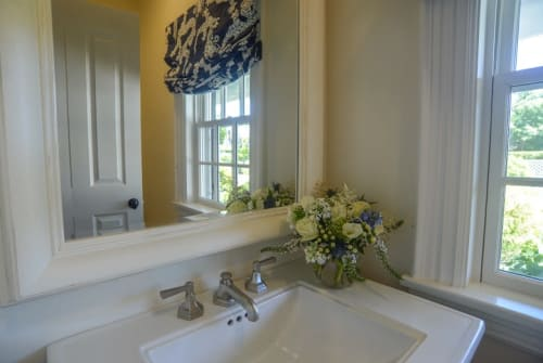 Interior Design by Reed & Acanthus seen at Private Residence - Martha's Vineyard
