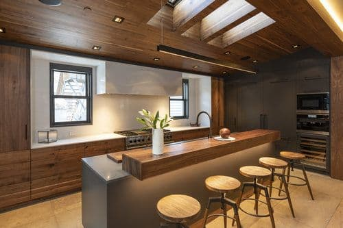 Interior Design by Zinque Design seen at Private Residence, Telluride - Interior Design