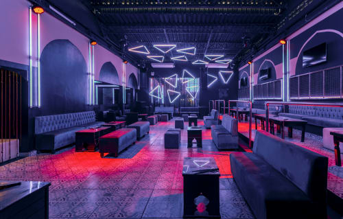 Architecture by Afetto - Stories in Architecture seen at SKY Hookah House, Centro - Comercial Design - Hookah House and Dance Club - Sky