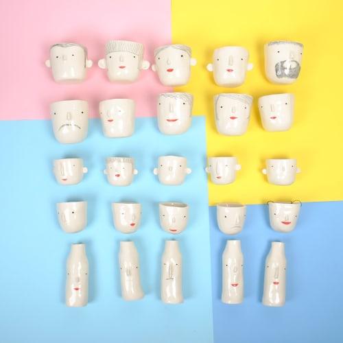Rachel Sender - ceramics - Vases & Vessels and Floral & Garden