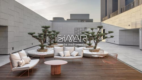 iSiMAR - Chairs and Tables