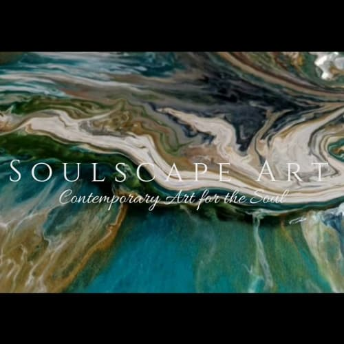Soulscape Art - Paintings and Art